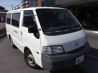 58709be5e8 Japanese Used Nissan Vanette Van diesel turbo DX diesel turbo DX 2006 01 Van  for Sale